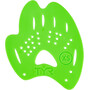 TYR Mentor 2 Hand Paddles L grön