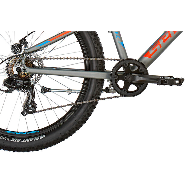"Serious Trailkid 24"" Kinder grey"