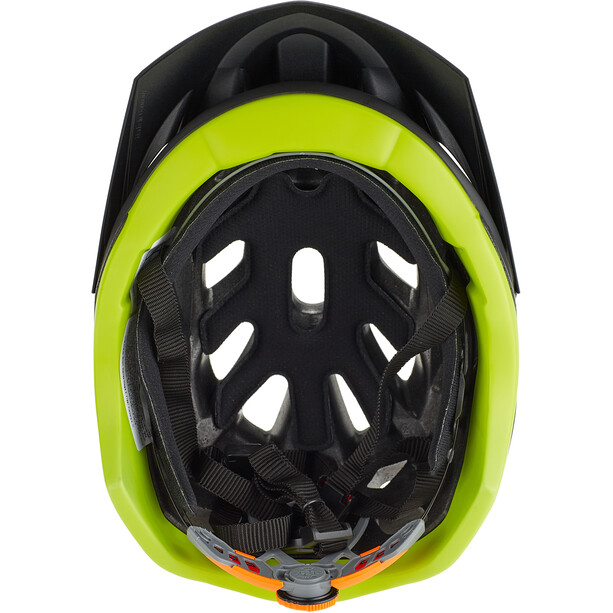 KED Trailon Helm black green matt