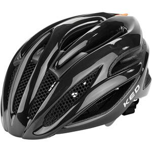 KED Wayron Helm schwarz schwarz