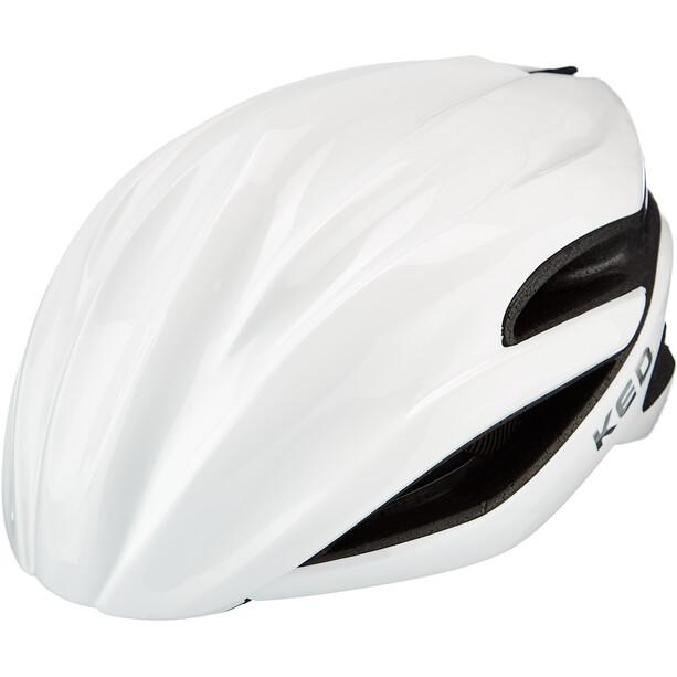 KED Wayron Race Casque, blanc