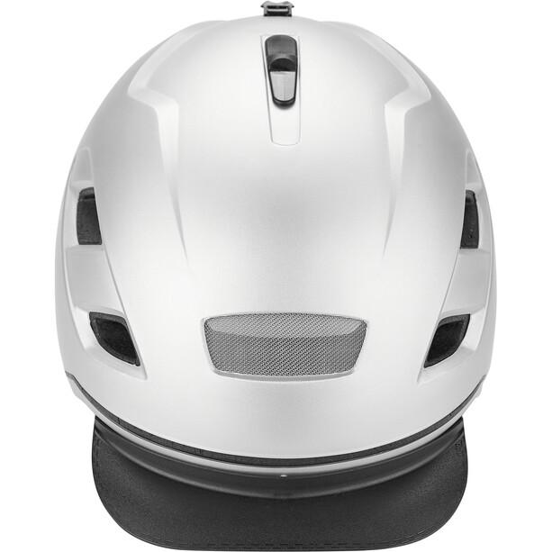 KED Berlin Helm silver matt