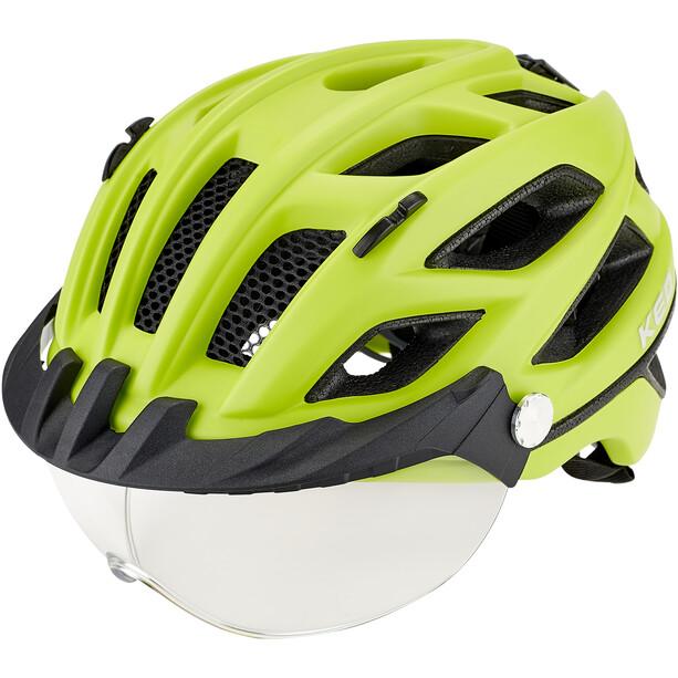 KED Covis Lite Helm yellow matt