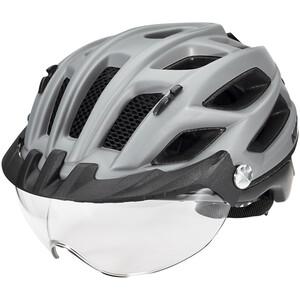 KED Covis Lite Helm grey black matt grey black matt