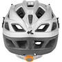 KED Covis Lite Helm silver black matt