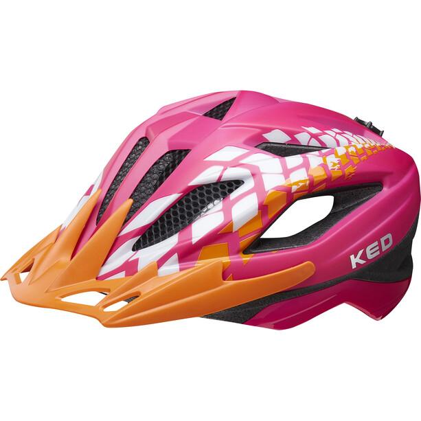 KED Street Jr. Pro Helm Kinder pink