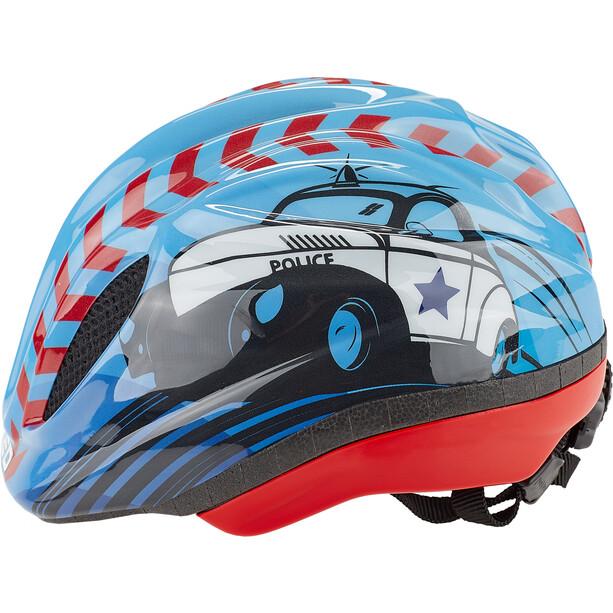 KED Meggy II Trend Helm Kinder police