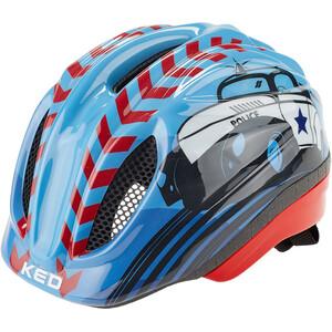 KED Meggy II Trend Helmet Barn blå blå