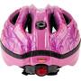 KED Meggy Trend Helm Kinder pink flower