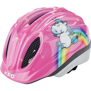 KED Meggy II Originals Helm Kinder unicorn unicorn