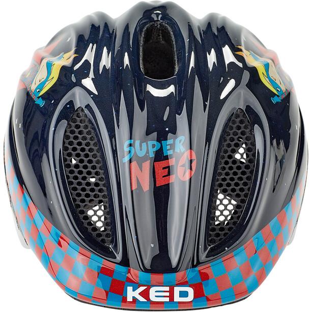 KED Meggy II Originals Helm Kinder schwarz