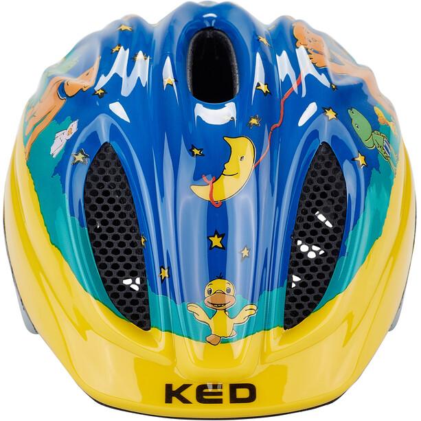 KED Meggy Originals Helm Kinder mondbär
