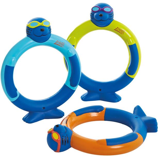 Zoggs Dive Rings Kinder multi