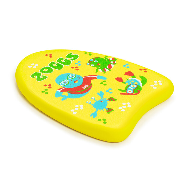 Zoggs Mini Kickboard Kinder yellow