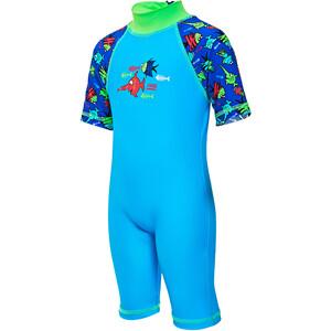 Zoggs Sea Saw Sonnenschutz-Anzug Jungen blue blue