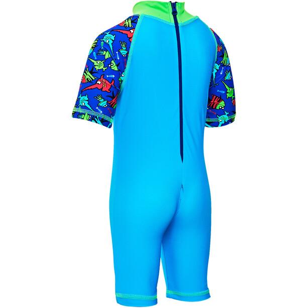 Zoggs Sea Saw Sonnenschutz-Anzug Jungen blue