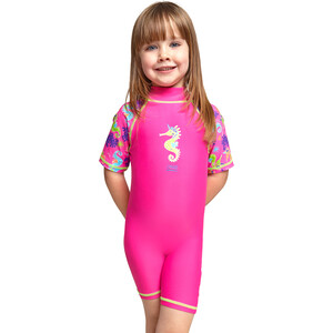 Zoggs Sea Unicorn Sun Protection Suit Flickor pink pink