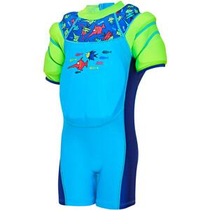 Zoggs Sea Saw Water Wings Floatsuit Jungen blue blue
