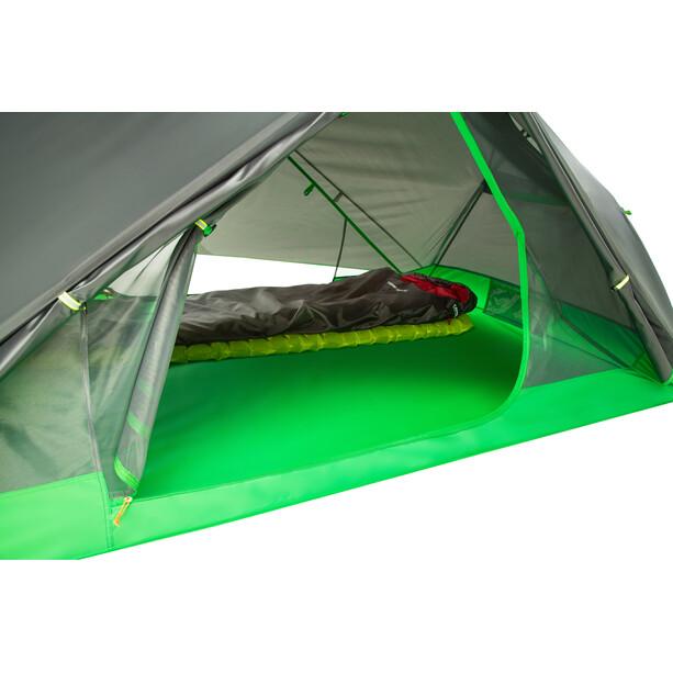 CAMPZ Lacanau 2P Zelt dunkelgrau/grün