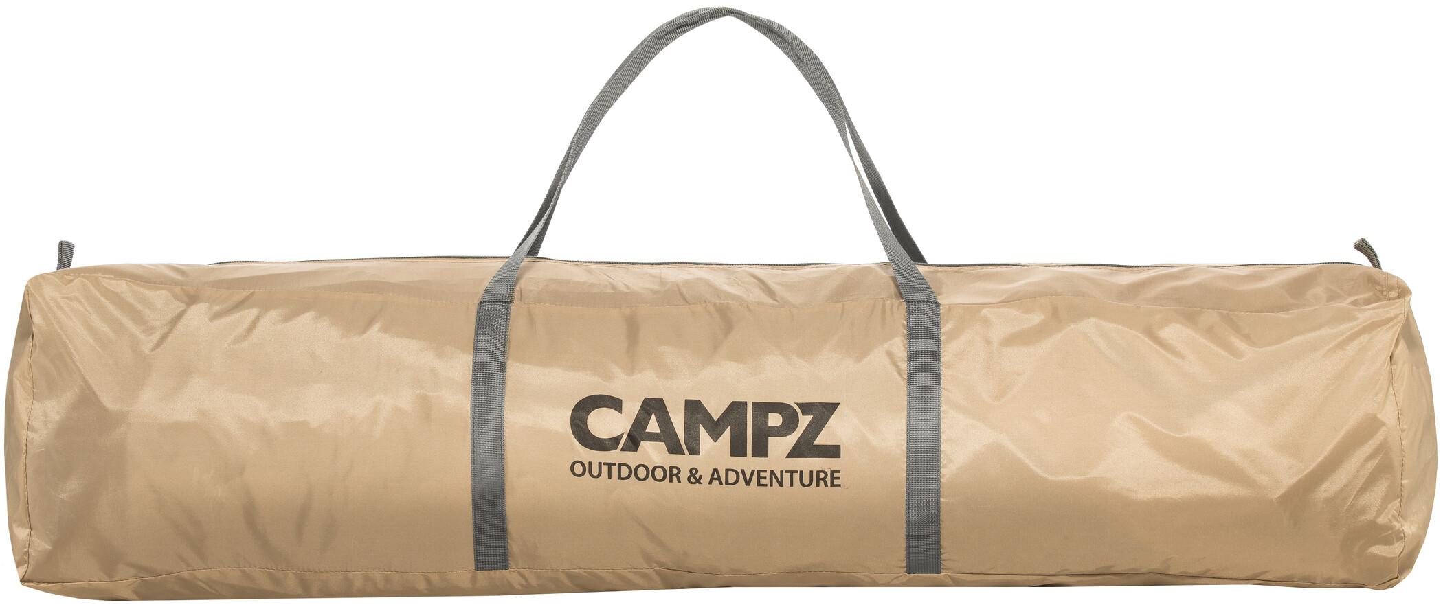 CAMPZ Hexa OT 3P Zelt beigegrau |