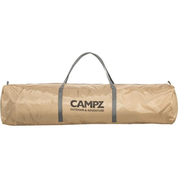 CAMPZ Hexa OT 3P Teltta, beige/grey