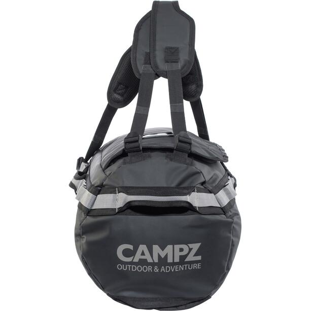 CAMPZ Duffel Bag 35l schwarz/grau