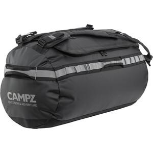 CAMPZ Sac 35l, noir/gris noir/gris