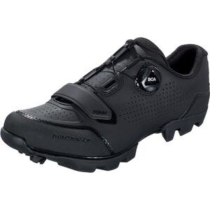 Bontrager Foray MTB Schuhe Herren black black