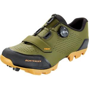 Bontrager Foray MTB Schuhe Herren olive grey olive grey
