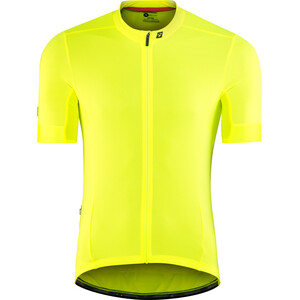 Bontrager Velocis Cycling SS Jersey Herr radioactive yellow radioactive yellow