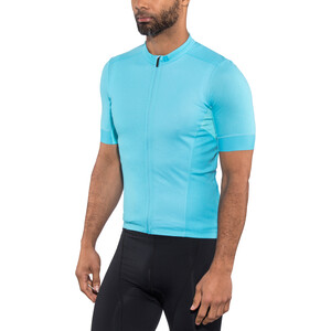 Bontrager Velocis Cycling SS Jersey Herr azure azure