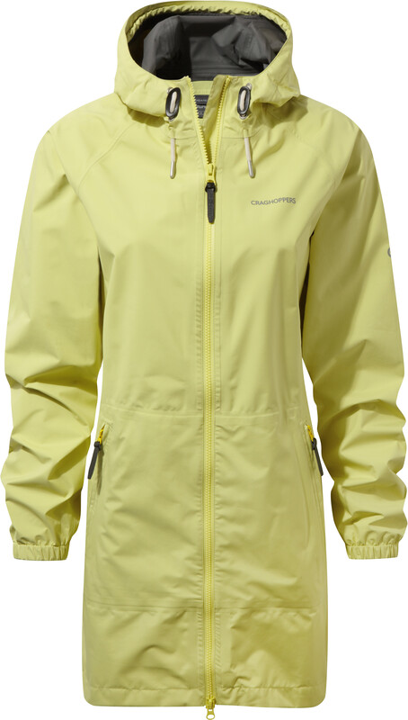 Craghoppers Sofia GORE-TEX Packlite Jacket Women Limeade UK 8 | EU 34 2017 Regen
