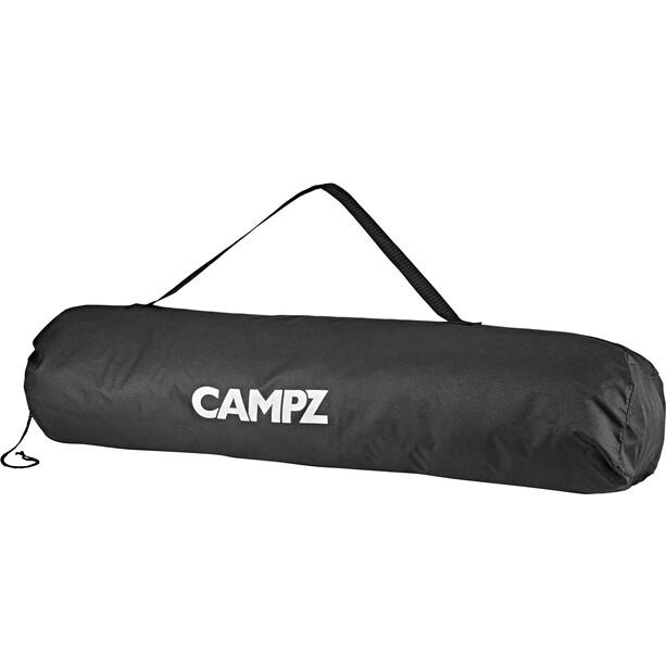 CAMPZ Mesh Faltstuhl schwarz/grau