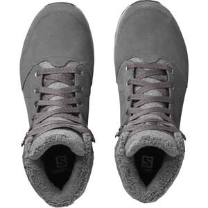 Salomon Ellipse Freeze CS WP Schuhe Damen grau grau