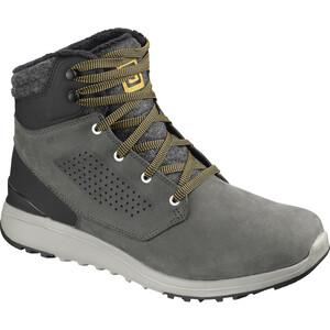 Salomon Utility CS WP Schuhe Herren grau grau