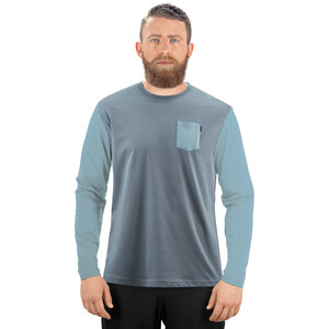 Cube Edge Longsleeve Herr green'n'dark mint green'n'dark mint