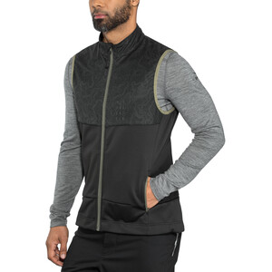 Cube AM Midlayer Weste Herren black black