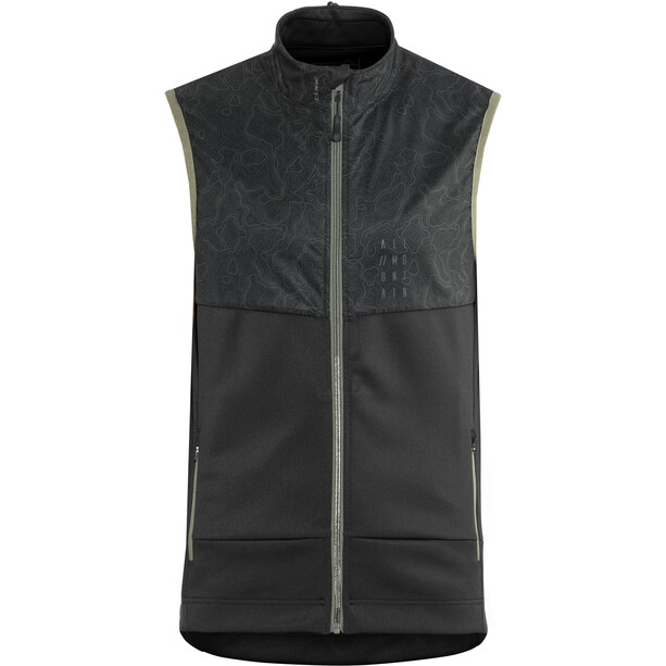 Cube AM Midlayer Weste Herren black