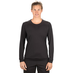 Cube AM Round Neck Jersey longsleeve Dame black black