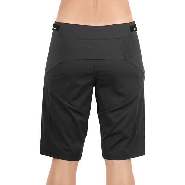 Cube AM Baggy Shorts Damen schwarz