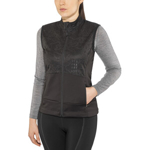 Cube AM Midlayer Weste Damen black black