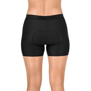 Cube AM Inner Pants short Dam svart svart