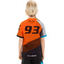 Cube Junior Edge Trikot kurzarm Kinder action team
