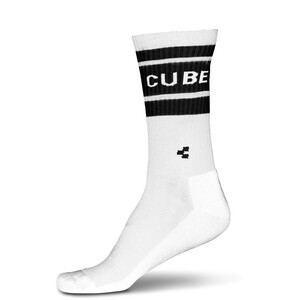 Cube After Race High Cut Socken white'n'black white'n'black