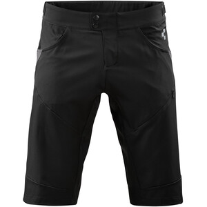 Cube Tour Baggy Shorts Herren black black