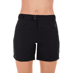 Cube Tour Baggy Shorts Damen black black