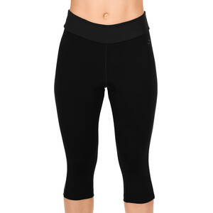 SQUARE Sport 3/4 Tights Damen black black