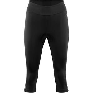 SQUARE Sport 3/4 Tights Damen black black