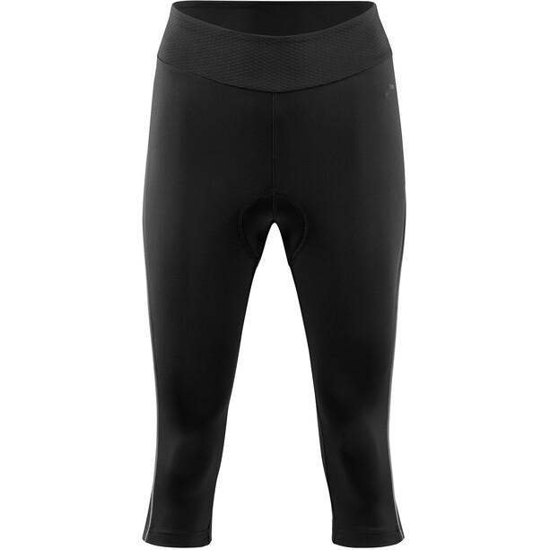 SQUARE Sport 3/4 Tights Damen black