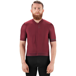 RYKE Short Sleeve Jersey Herren red red